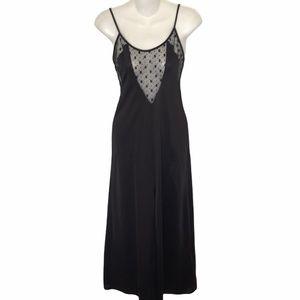Vintage Ralph Montenegro Blanche Slip dress